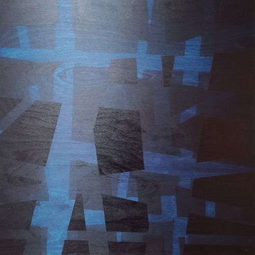 Erik-Haemers-criss-cross-blue-laquer