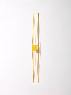 Erik Haemers BLOCKLINE 18 signal yellow