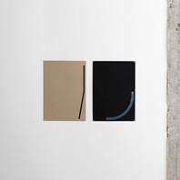 set of 2 A2 riso prints