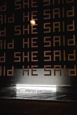 antwerp art box 04 merlyn paridaen he said she said