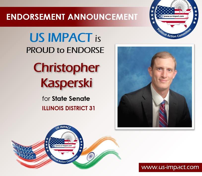 Christopher Kasperski_ Ilinois distrcit