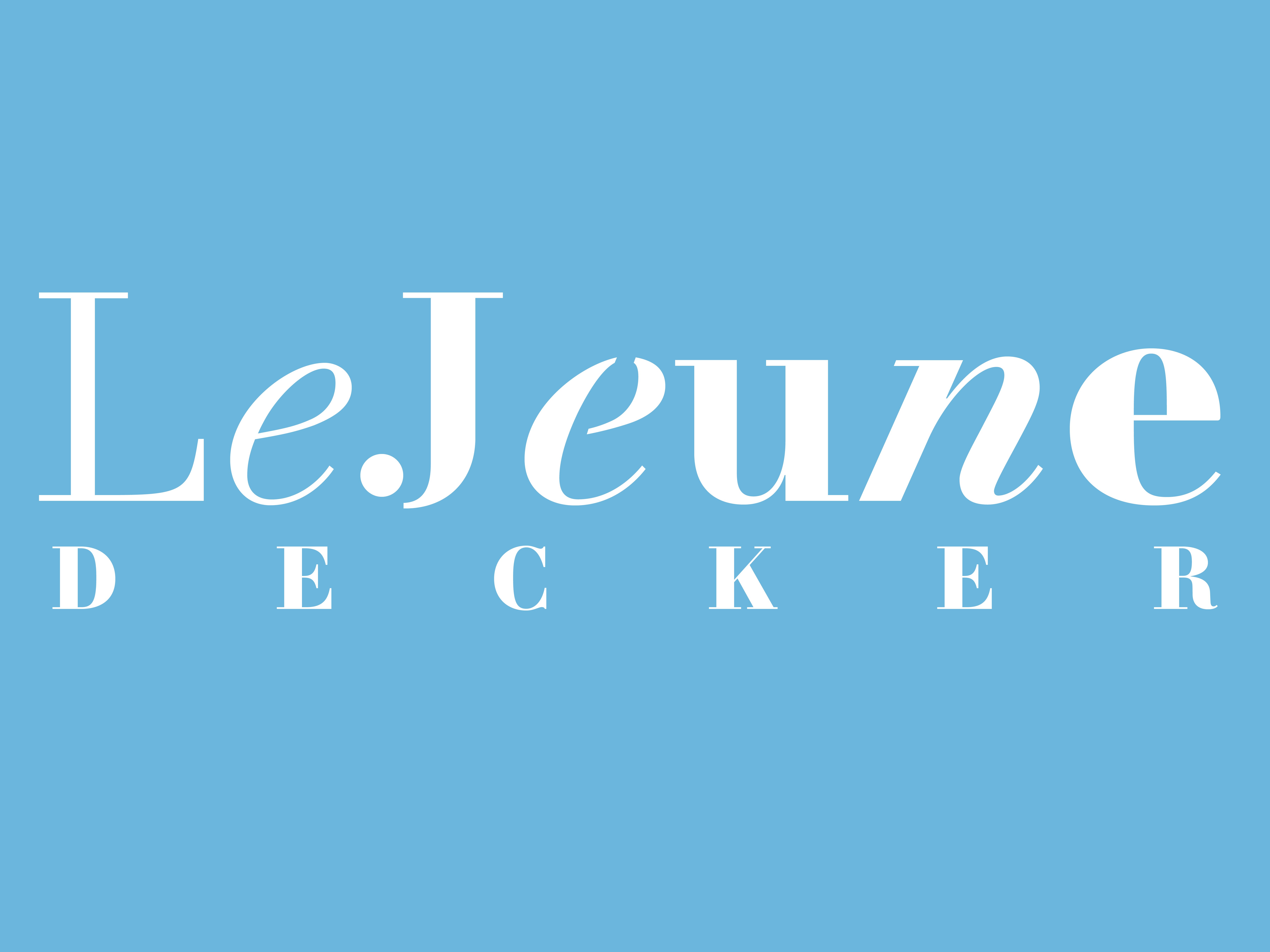 LeJeune22
