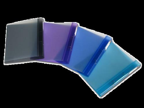 משולב FOCUS  A4 תיק טבעות פוליפרופילן גודל