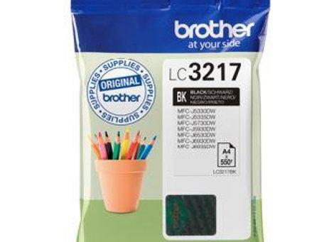 דיו מקורי BROTHER LC3217BK שחור