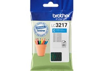 דיו מקורי BROTHER LC 3217C כחול