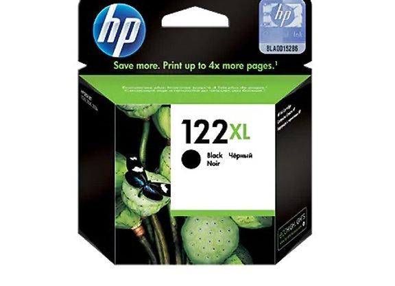 דיו מקורי HP 122XL שחור