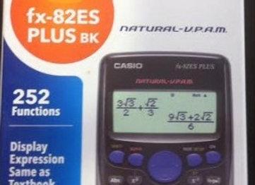 Casio FX 82 ES Plus מחשבון מדעי