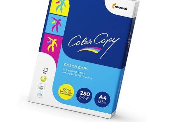 נייר צילום A4 איכותי 250 גרם Color Copy