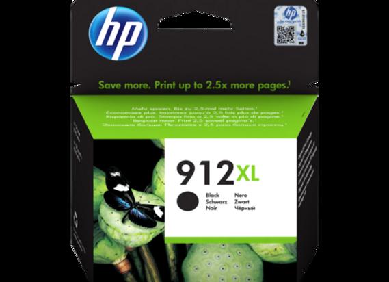 דיו מקורי HP 912XL שחור