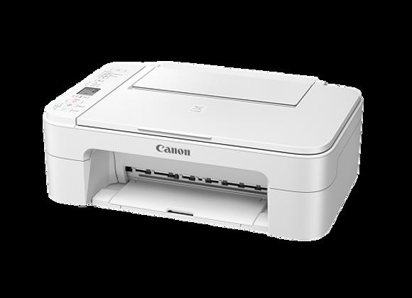 מדפסת משולבת CANON PIXMA TS 3151WH