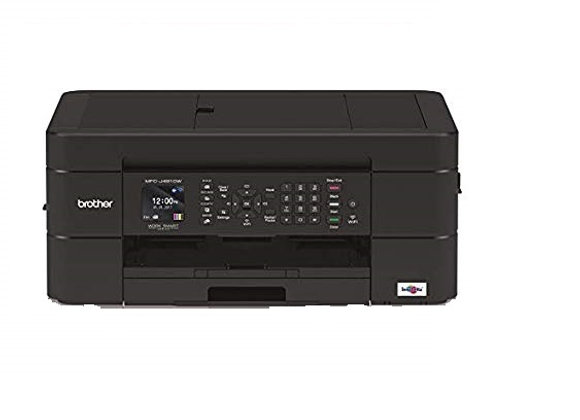 מדפסת משולבת BREOTHER MFC-J491DW
