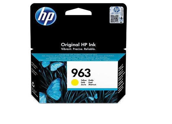דיו מקורי HP 963 צהוב