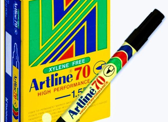 טוש פרמננט ארטליין 70 ARTLINE
