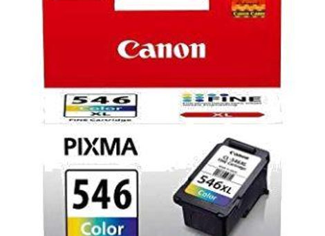 דיו מקורי  CANON 546XL צבעוני