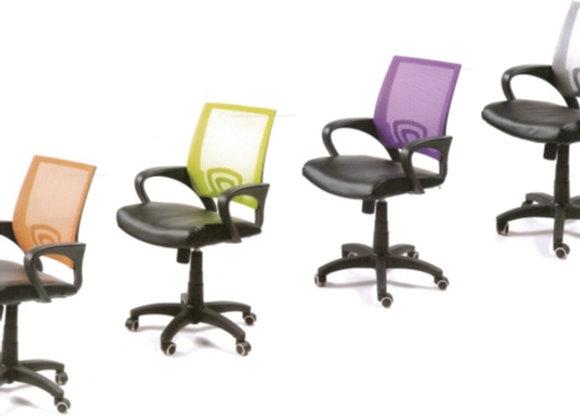כיסא מזכירה לישיבה יציבה קומפורט
