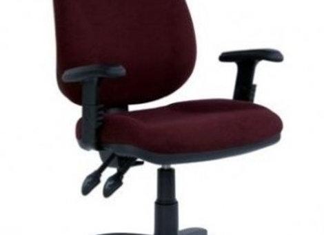 """כיסא מזכירה ארגונומי דגם """"גל"""" לישיבה נוחה ובריאה"""