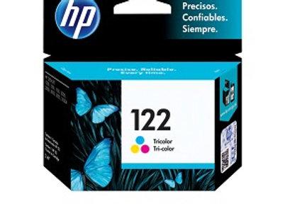 דיו מקורי HP 122 צבעוני