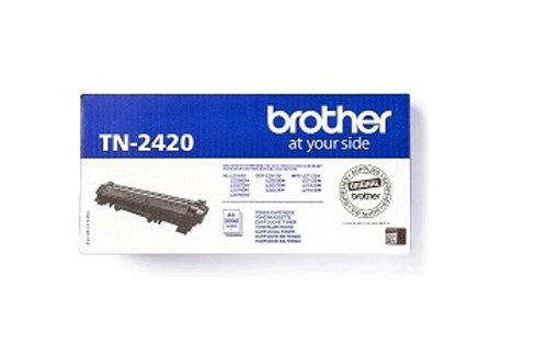 טונר מקורי Brother TN-2420 שחור