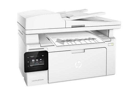 מדפסת לייזר אלחוטית HP M130fw
