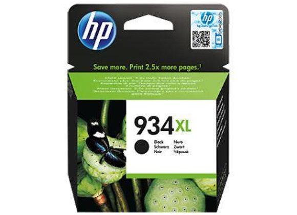 דיו מקורי HP 934XL שחור