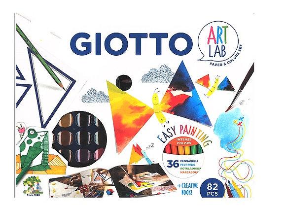 סט ליצירה - מעבדת האומנות של GIOTTO