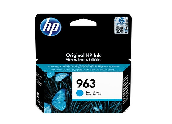 דיו מקורי HP 963 כחול
