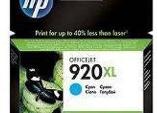 דיו מקורי HP 920XL כחול