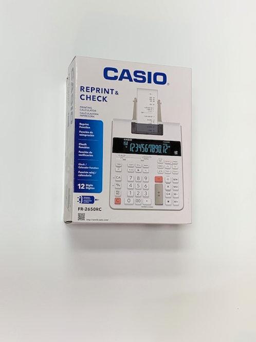 מכונת חישוב CASIO HR-2650RC