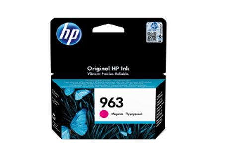 דיו מקורי HP 963 אדום