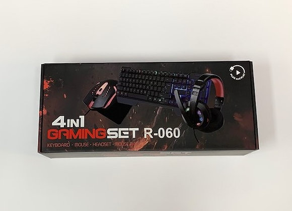 סט גיימרים Gaming SetR-060