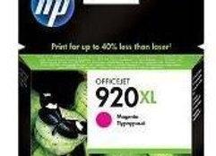 דיו מקורי HP 920XL אדום