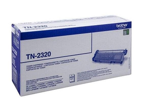 טונר מקורי Brother TN-2320 שחור