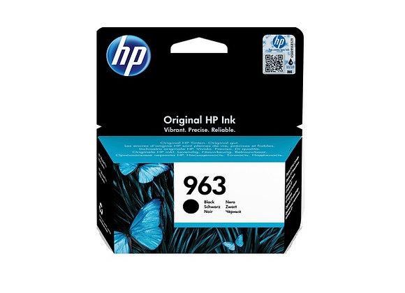 דיו מקורי HP 963 שחור