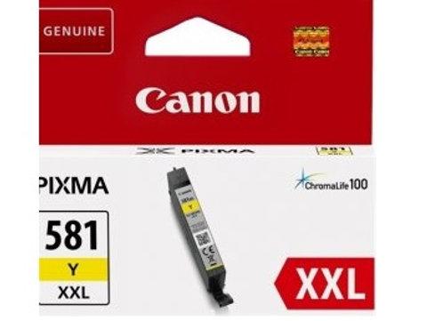 דיו מקורי CANON 581Y xxl צהוב