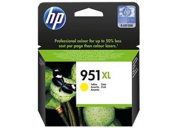 דיו מקורי HP 951XL צהוב