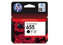 דיו מקורי HP 655 שחור