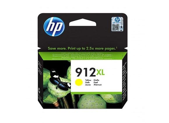 דיו מקורי HP 912XL צהוב