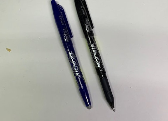 עט מחיק פיילוט 0.7 PILOT FRIXION