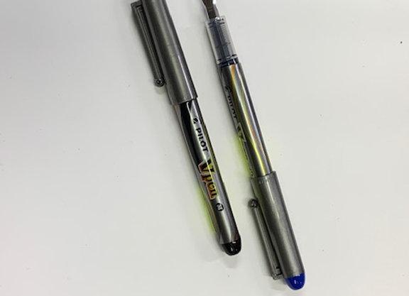 עט נובע פיילוט v-pen חד פעמי