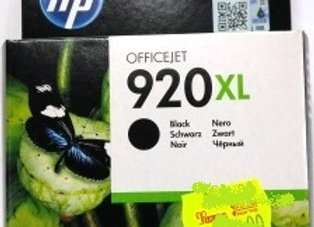 דיו מקורי HP 920XL שחור