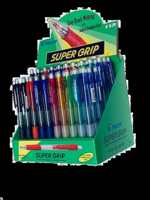 עפרון מכני פיילוט 0.7 PILOT SUPER GRIP