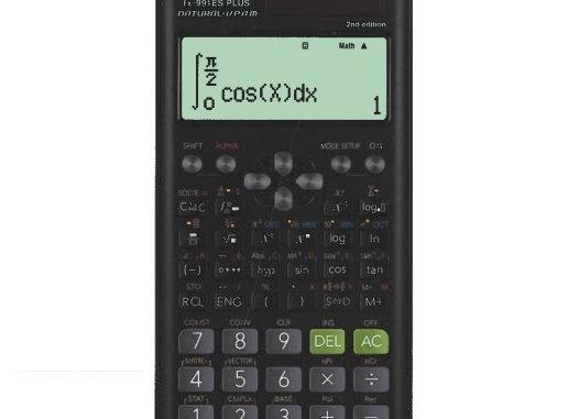 החדש מחשבון מדעי Casio FX 991 ES Plus