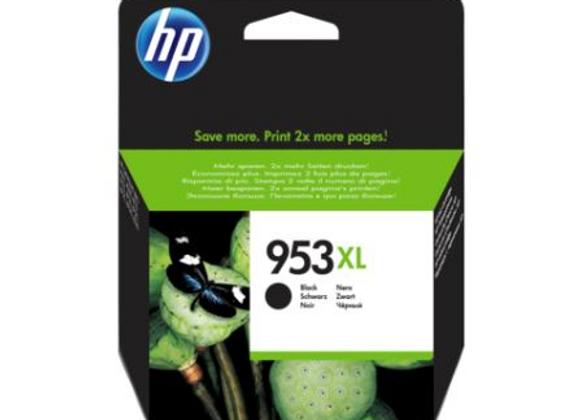 דיו מקורי HP 953XL שחור