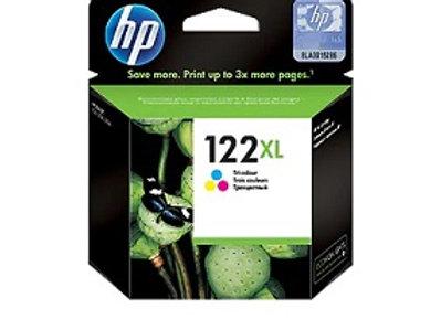 דיו מקורי HP 122XL צבעוני