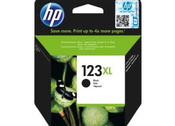 דיו מקורי HP 123XL שחור