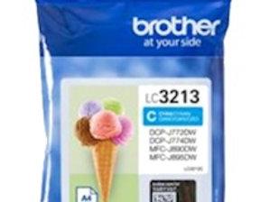 דיו מקורי BROTHER LC3213C כחול