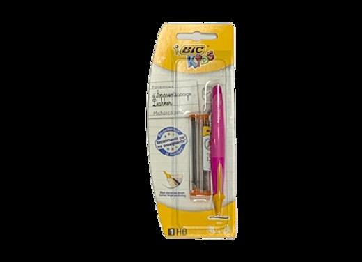 """עפרון מכני ארגונומי 1.3 מ""""מ לאחיזה נכונה BIC"""