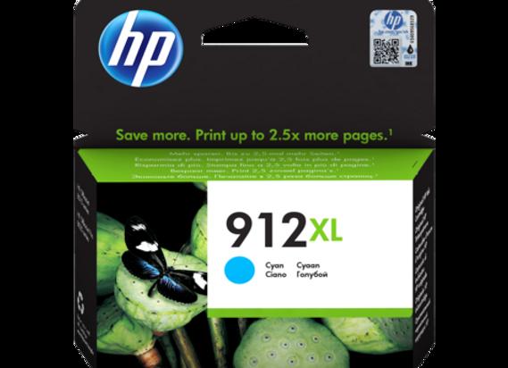 דיו מקורי HP 912XL כחול