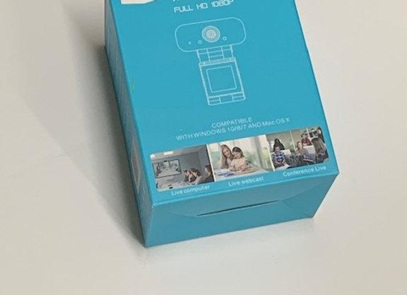 מצלמת אינטרנט + מיקרופון