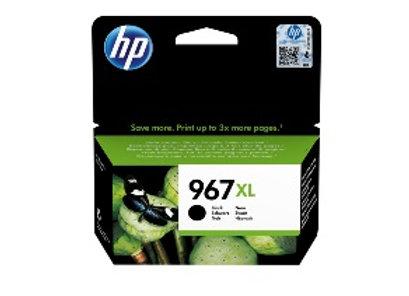 דיו מקורי HP 967XL שחור